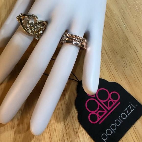 Paparazzi Jewelry Ring Bundle